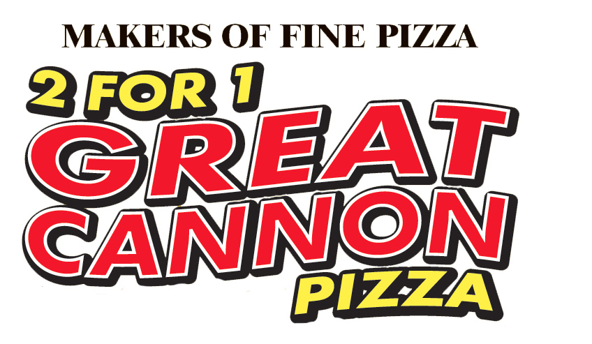 Great Cannon Pizza